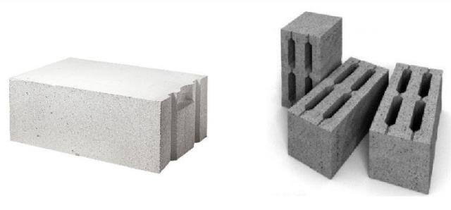 Из чего выгодней построить дом: сравниваем газобетонные и керамзитобетонные блоки