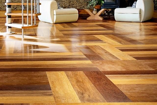 Кварцвиниловая плитка - особенности напольного покрытия и его укладка
