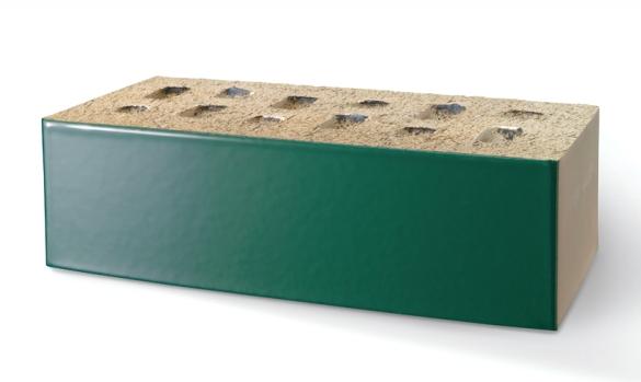 Облицовочный кирпич для фасада - виды, размеры и цены за штуку